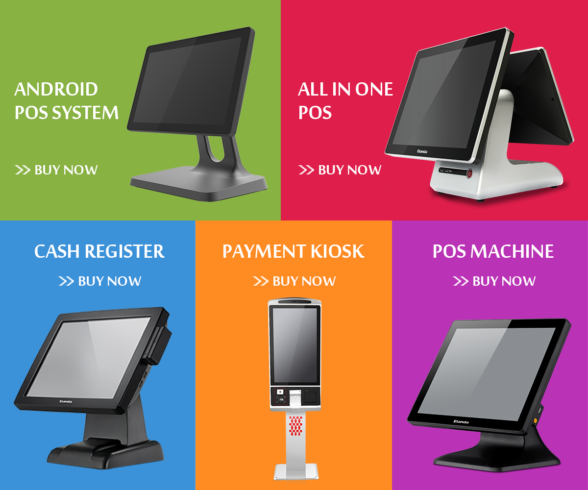 Payment Pc All In One Touch Dual Screen Offline Machines Terminal Machine Pos System