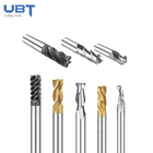 Milling Tool Carbide End Mill High Precision CNC Metalworking Carbide End Mill Flat Milling Tool