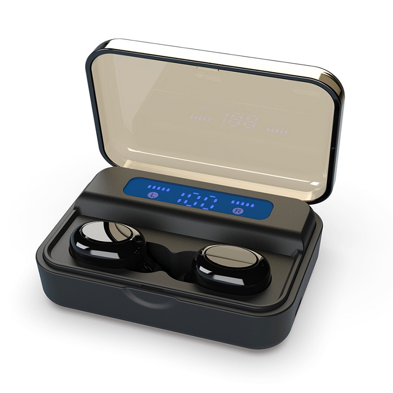 Freies verschiffen drahtlose ohrhörer bluetooths headsetmini stereo tws kopfhörer kopfhörer für iphone