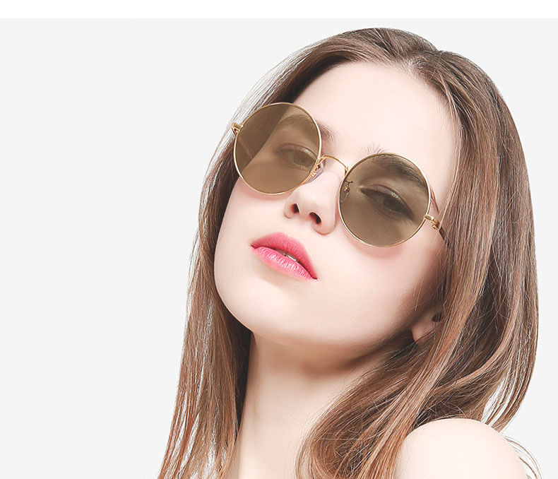 wholesale unisex acetate sunglasses men travel round plant based acetate sunglasses with spring hinges