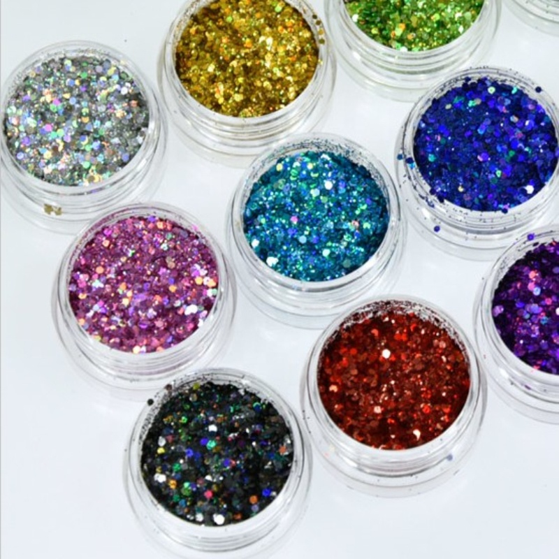 Mofonails High Quality Laser Mixed Color <strong>Powder</strong> Shining <strong>Glitter</strong> Sequins FB06 <strong>Nail</strong> Art <strong>Glitter</strong> Flake <strong>Nail</strong> <strong>Glitter</strong> <strong>Powder</strong>