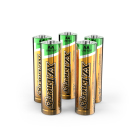 XZ Energy 1.5V AA Battery Primary Dry Alkaline Batteries from China