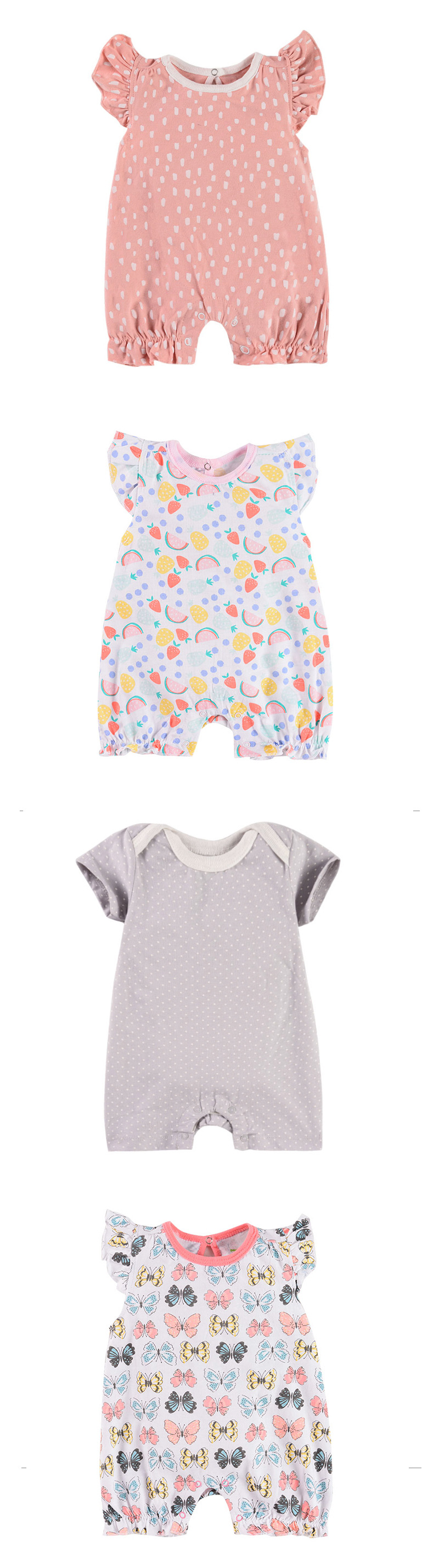 Cheap Price Wholesale Quality Summer Baby Girls Clothes Sets Cute 100% Cotton Sleeveless Baby Girls Rompers With Hairband