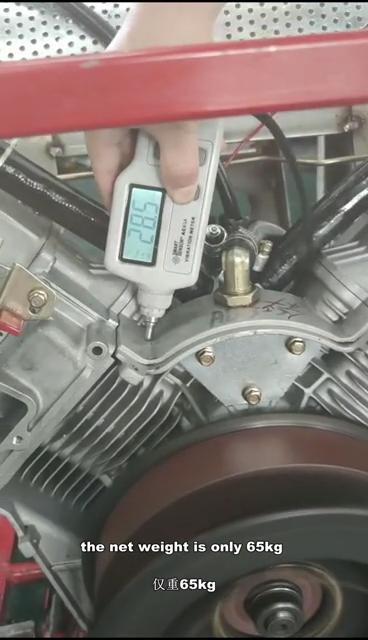 30HP v-twin moteur diesel refroidi par air