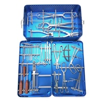Factory Price Orthopedic Surgical CE Trauma Instruments Pelvic Reconstruction Plate Instrument Set for Pelvic Surgery