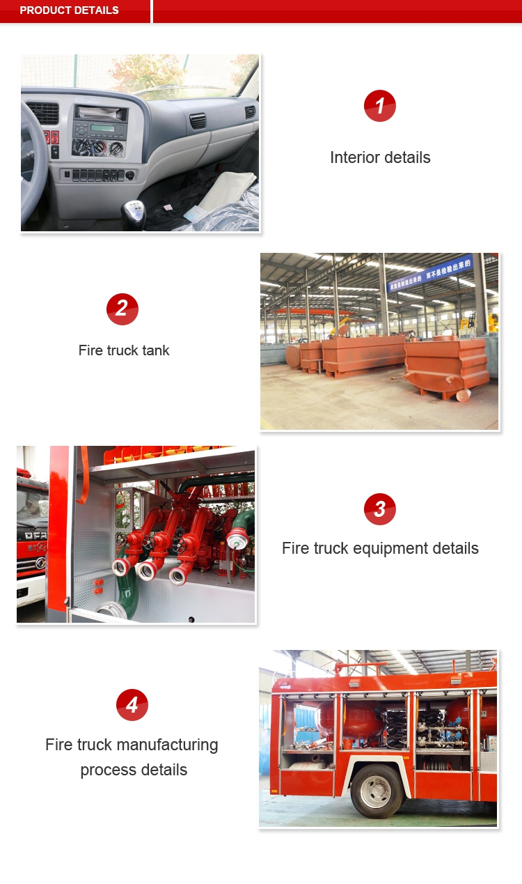 Sinotruck Meerdere Doeleinden 30000L Water Sprinkler Brandbestrijding Truck