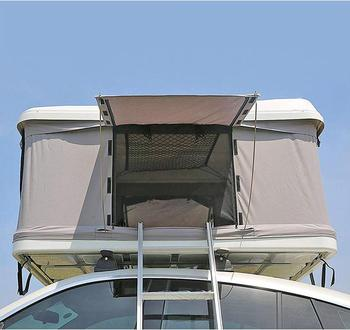 Cuckoo Made in China High Strength Cheap Aluminum aluminum hard shell roof top tent For 2 People
