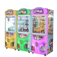 Neofuns Coin Operated Arcade Game Machine Mini Fairyland Claw Crane Machine Prize Vending Game Doll Machine for Sales
