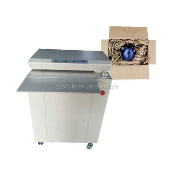 corrugated cardboard shredder paper machine carton box waste shredding machine