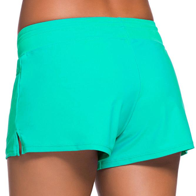 Board swimwear for Girl Shorts Beach Wear Swimming <strong>Trunk</strong> Swim Shorts Women Swimming Shorts