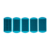 Silicone 160 Cavity Tiny Crushed Mold Mini Square Ice Cube Tray Mould