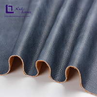 Eco-friendly new custom textiles leather products faux synthetic pu leather