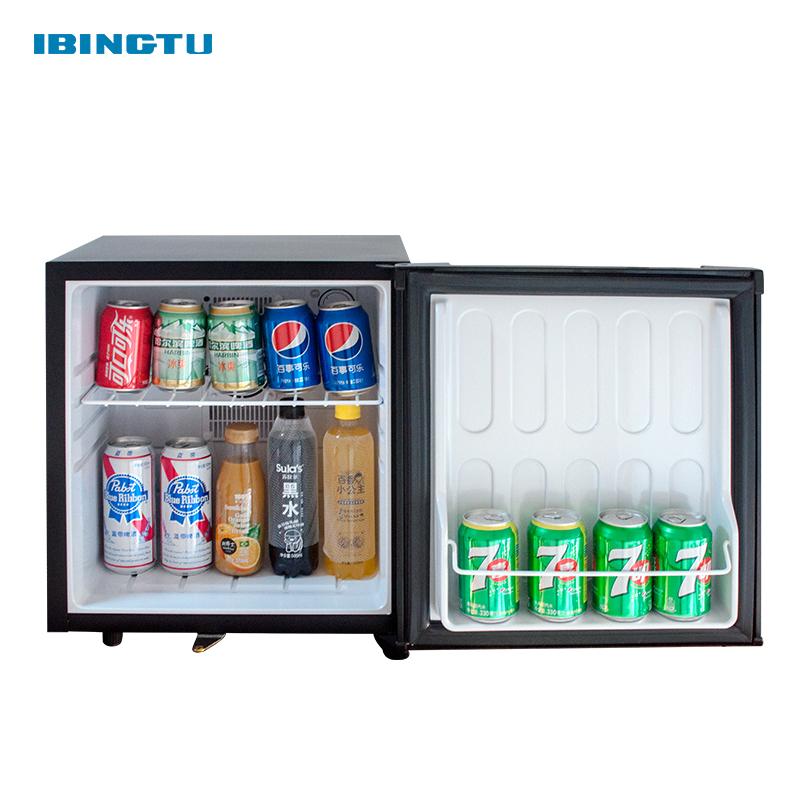 Otel misafir odası 30l buzdolabı mini bar dolabı küçük refrigerador