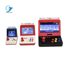 2019 Modieuze ontwerp 64 bit 32 GB <span class=keywords><strong>handheld</strong></span> mini <span class=keywords><strong>arcade</strong></span> console CT863