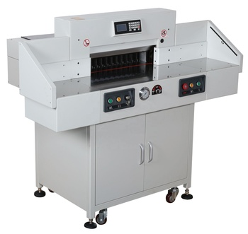 SP-550GH hydraulic Programmable LCD Paper Cutter /paper cutting machine/paper guillotine
