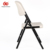 Outdoor Patio Furniture Rattan Look Stackable Plastic Furniture Dining Chair White Folding Plastic Chair