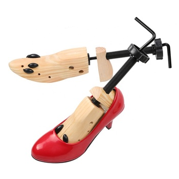 Professional Women's 2-Way Wooden Shoe Stretcher