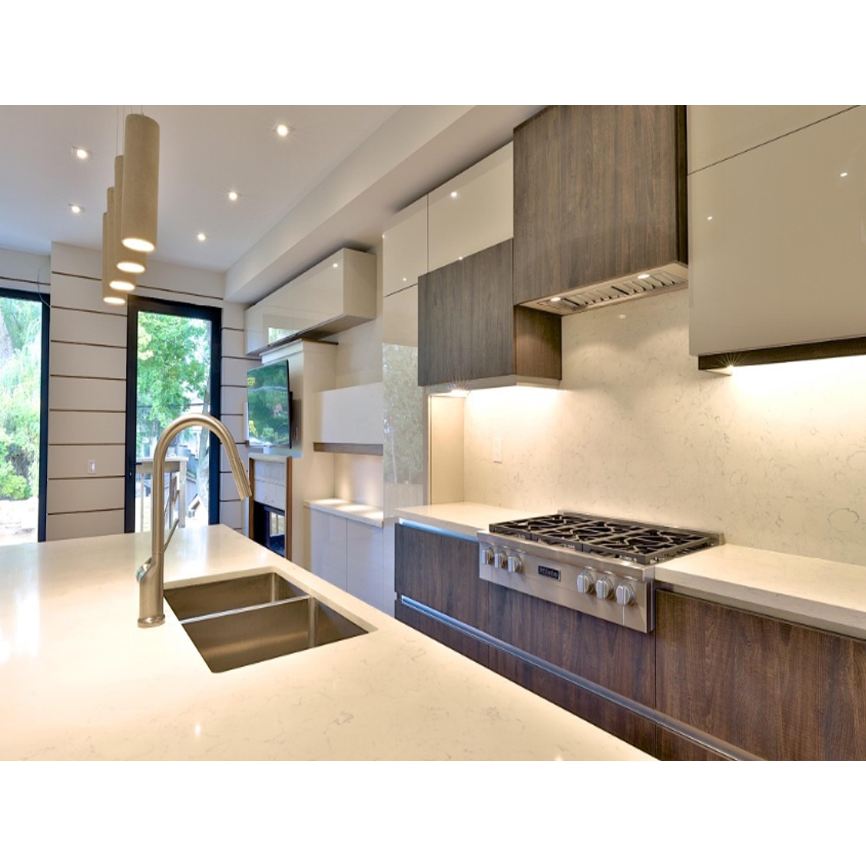 Venta al por mayor muebles de cocina de chapa-Compre online ...