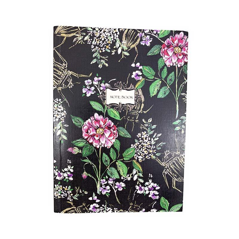 Hand Illustrated Journal-Wild Bug