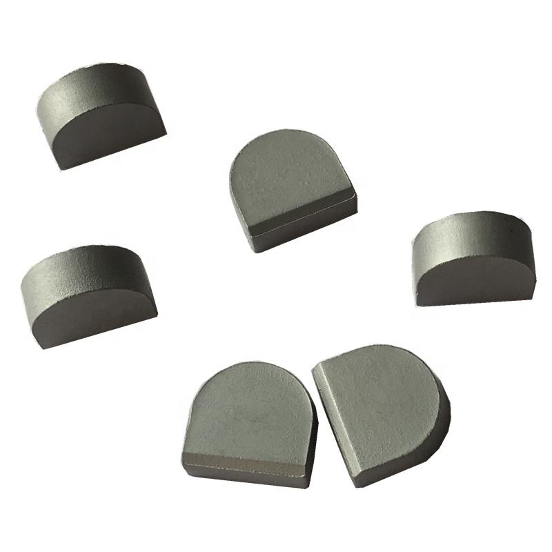 Tungsten carbide stump grinder teeth