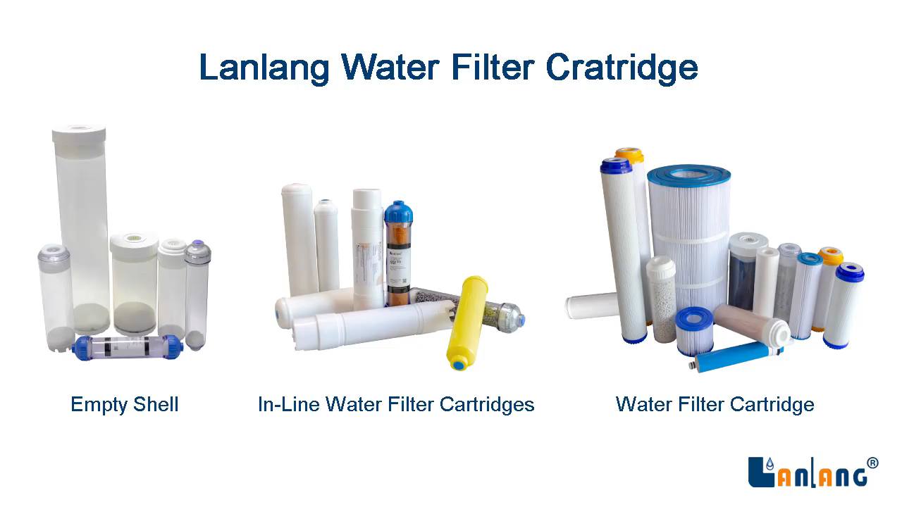 Wholesale kdf gac filter for drinking water filtration