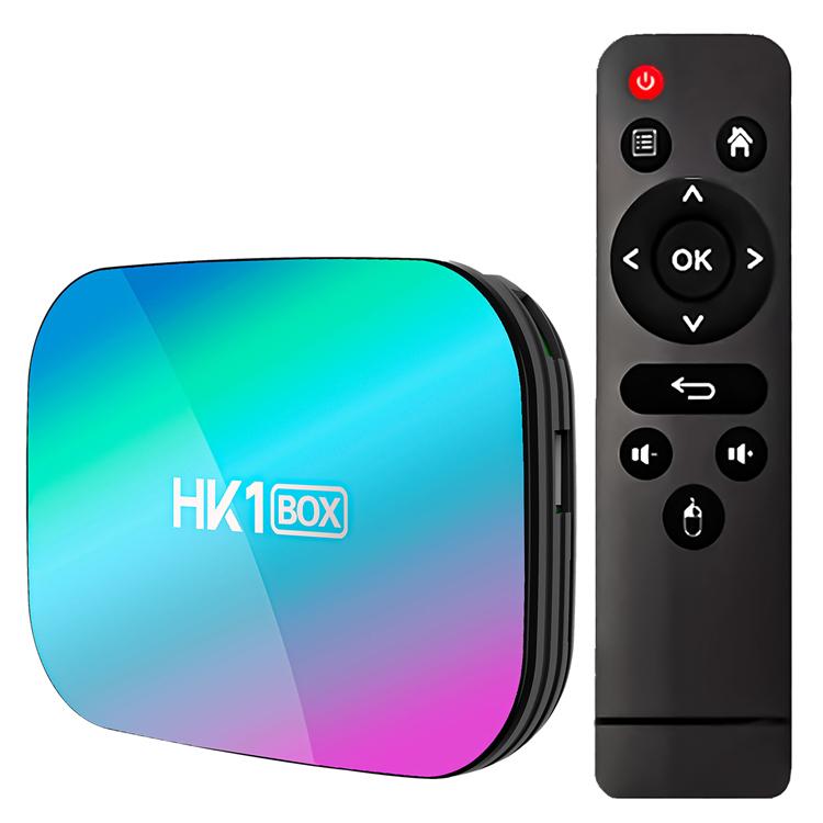 HK1BOX Android 9,0 HK1 de 1000M Smart TV BOX Amlogic S905X3 8K 4GB 128G 64GB 32GB 2,4/5G Wifi 4K Media Player IPTV Set Top Box