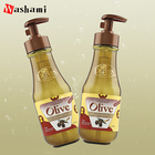 Fresh eco olive oil organic product private label hair styling gel