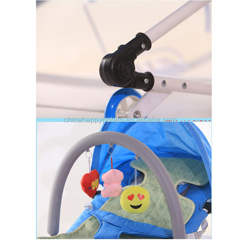 Popular multi-functional baby products with vibrating and musical baby rocking chairs
