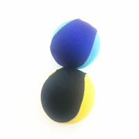 Fabric Gel Stress Ball Colorful Promotional Water Bouncing Ball With Logo