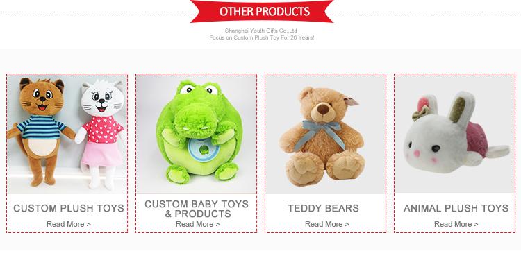 ความปลอดภัยสูงที่แตกต่างกันประเภทตุ๊กตาหมีชุดตุ๊กตาหมี