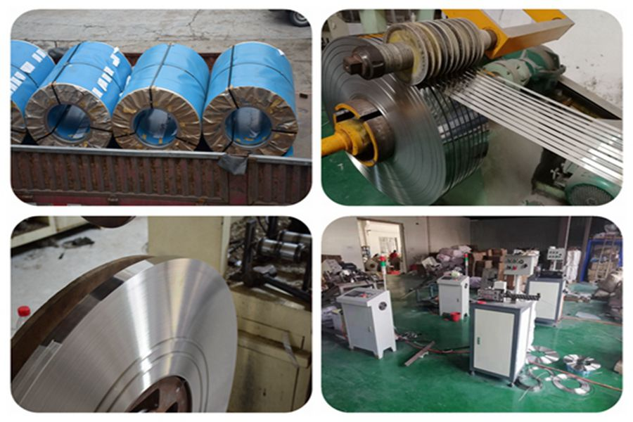 Stahl Band Strap Installation Manuelle Hand Werkzeuge Edelstahl Hochbau Werkzeuge