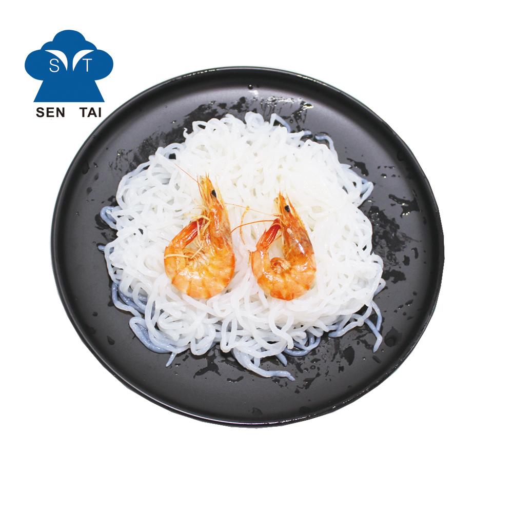 Конжак ширатаки лапша в форме спагетти