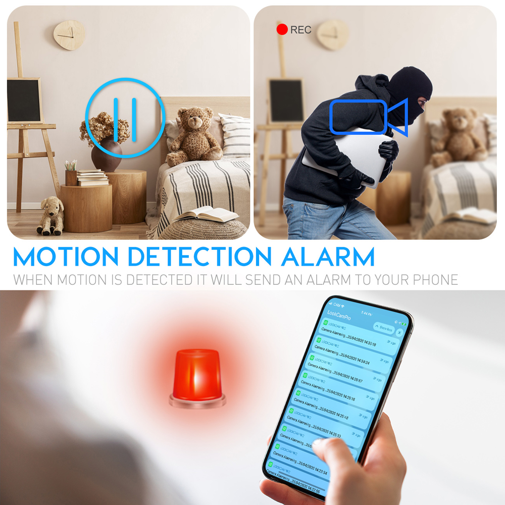 1080p spy camera plug in wall wireless hidden security charger  camera Motion Camera for Home Security