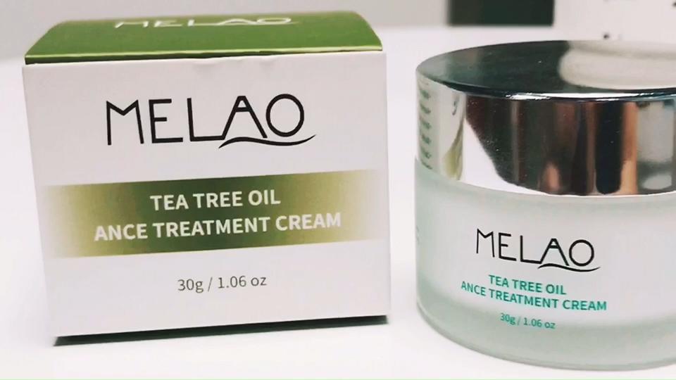 Meilleur soin de La Peau Éclaircissant pour Les Taches peau Crème Purification Réparation crème De Traitement De L'acné