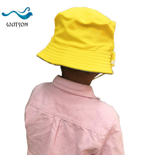 Kids  UPF 50+ Bucket Hats (UV Sun Protective) -Star printing swimwear