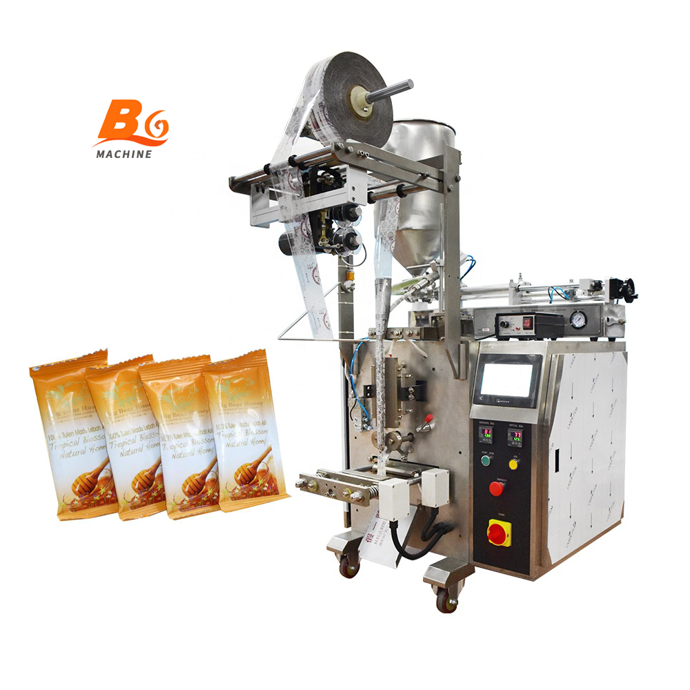 Automatic Milk/<strong>Water</strong>/Honey <strong>Sachet</strong> Packing <strong>Machine</strong> factory price