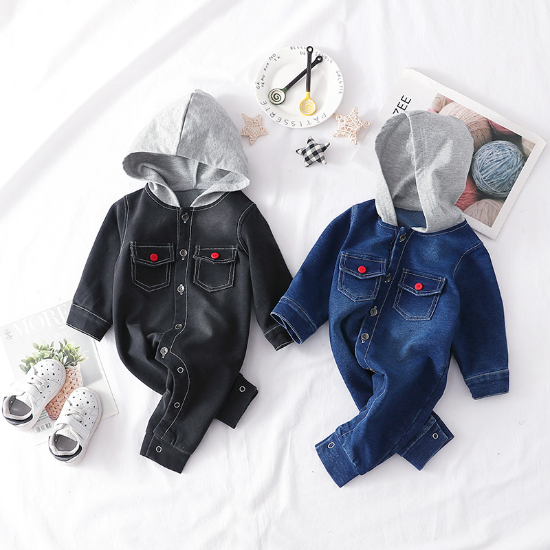 Latest designs fashion infant jumpsuit cheap price newborn baby clothes romper