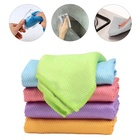 French Terry Terry Towels 100% Microfiber French Terry Towel Diamond Microfiber Cloth For Glasses Dish Car Cleaning