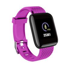 2019 умные часы для мужчин, монитор сердечного ритма, фитнес-трекер, водонепроницаемые, сенсорный экран, умные часы, женские часы, спортивные д...(Китай)