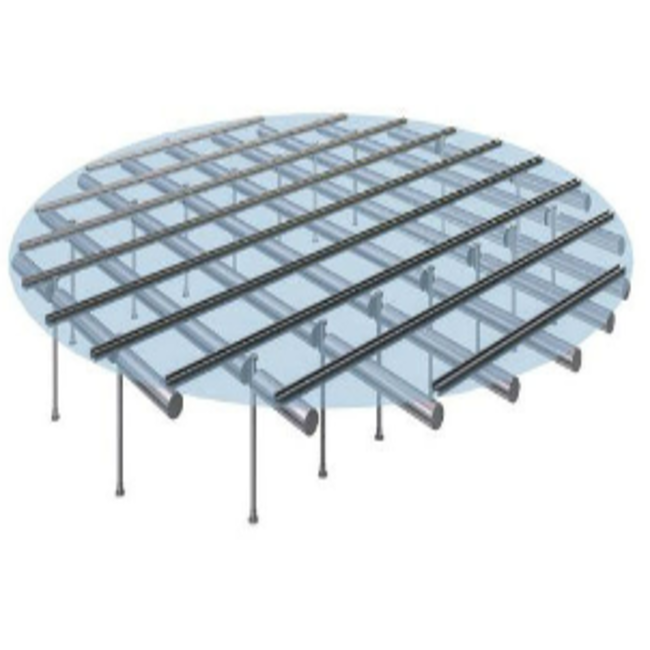 Aluminum Orthogonal Type Internal Floating Roof