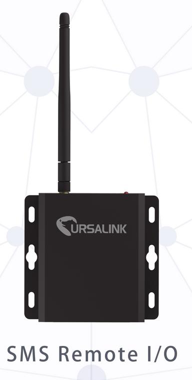 Ursalink SMS Remote IO Controller