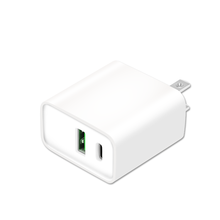 Unionup usb wall charger, pd2.0 + qc3.0 charger adapter met EU/US plug, voor samsung apple huawei