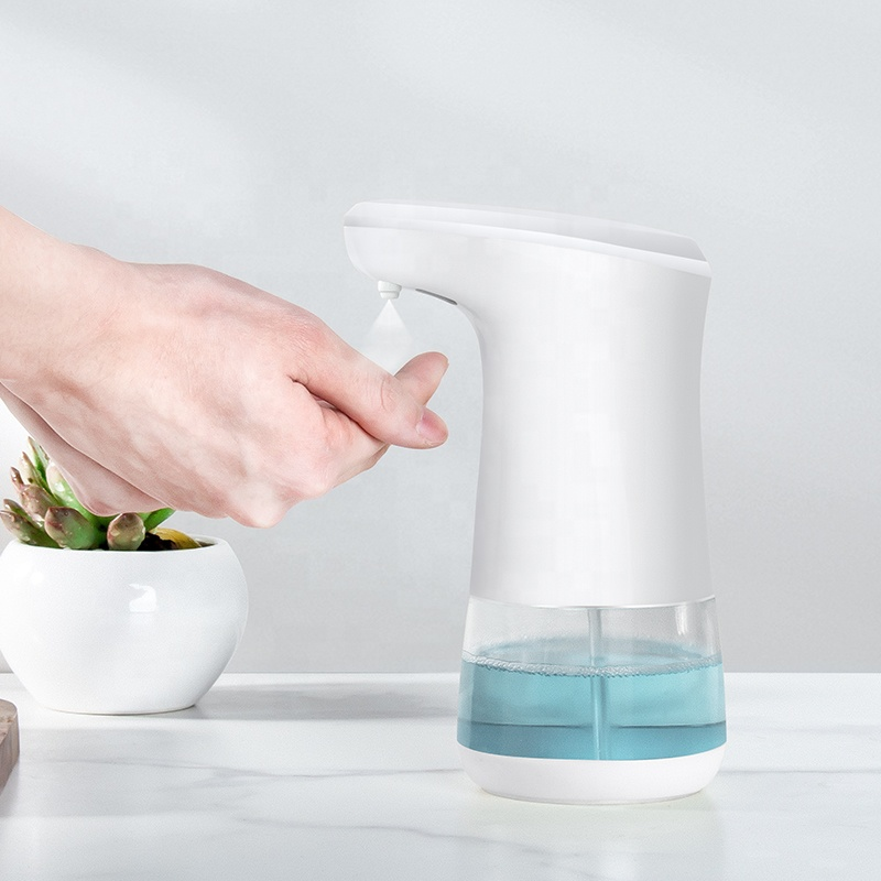 For Bathroom and Kitchen automatic plastic liquid soap dispenser for Automatic Liquid Soap Dispenser