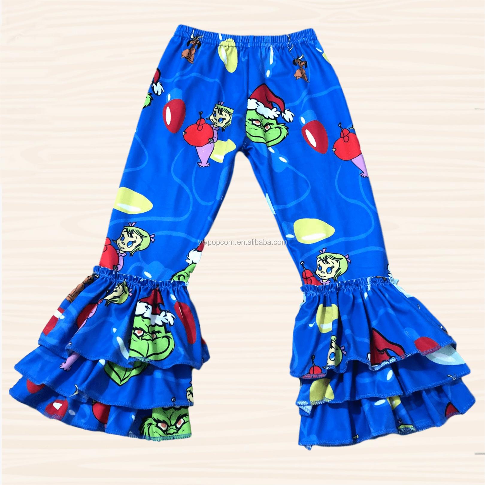 Baru Tiba Bayi Perempuan Legging Anak Celana Legging Natal Cetak Mewah Anak Celana Grosir Buy Legging Anak Kustom Legging Anak Anak Celana Product On Alibaba Com