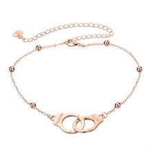 Cxwind Boho SeaShell ножной браслет для женщин бижутерия для ног Летний Пляжный браслет со ступнями ног Лодыжка на повязка на ноги морские браслеты и...(Китай)