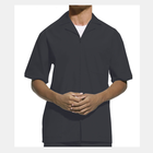 Medical Men's Zip Front Jacket