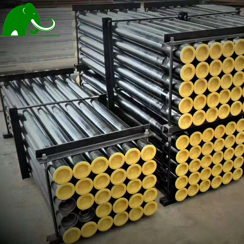 Water Well Rock DTH Drill Rod Pipe Drilling DTH Tool Accessory Oil Well API