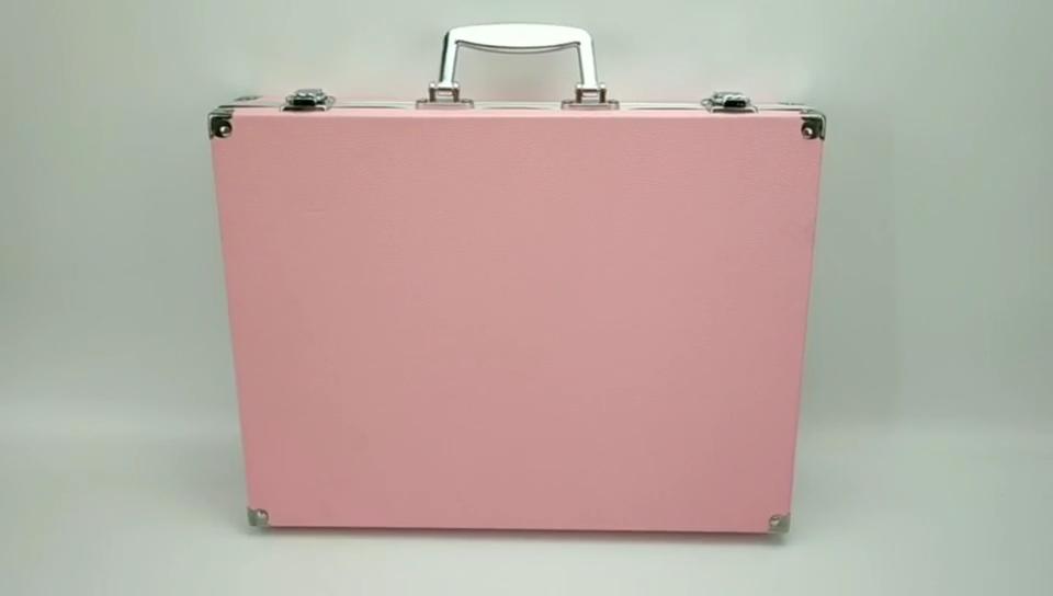 Grosir Profesional 150 Pcs Kembali Ke Sekolah Perjalanan Kotak Perlengkapan Menggambar Alat Tulis Set Hadiah Kit untuk Anak-anak