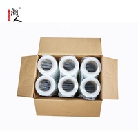 Good PE Stretch Protect Transparency Film Supply Packaging Pallet Shrink Wrap Film/Free Samples