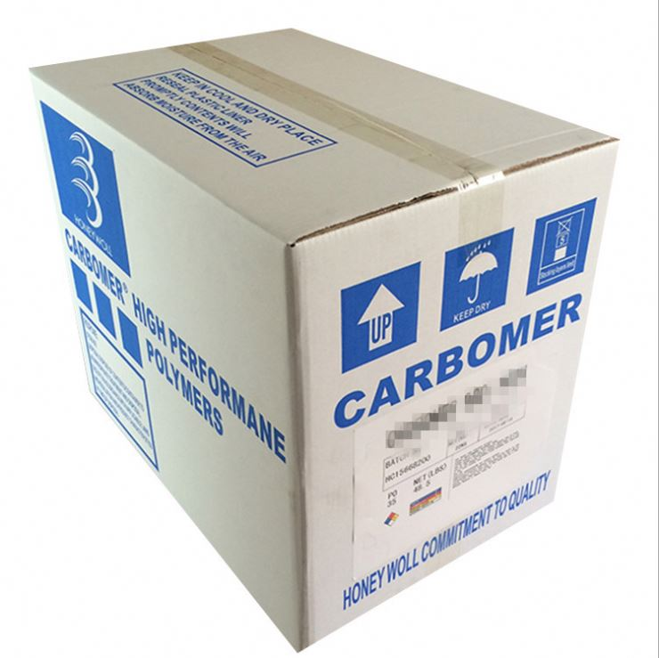 Hand Gel carbopol 940 cosmetic grade raw material chemical product carbomer powder Spplier